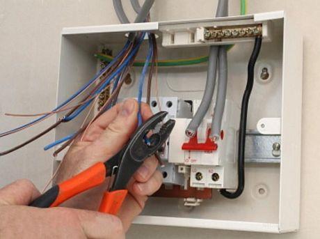 Ремонт и обслуживание проводки