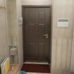 Стальные входные двери в квартире