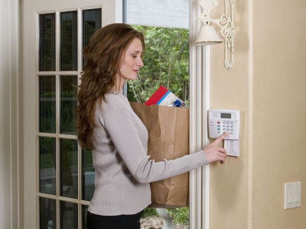 Домашняя система сигнализации